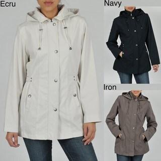 Women's Poplin Jacket