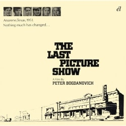 LAST PICTURE SHOW - ORIGINAL FILM SOUNDTRACK