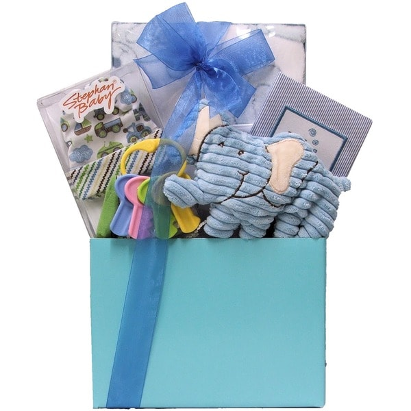 Great Arrivals It's a Boy Baby Gift Basket