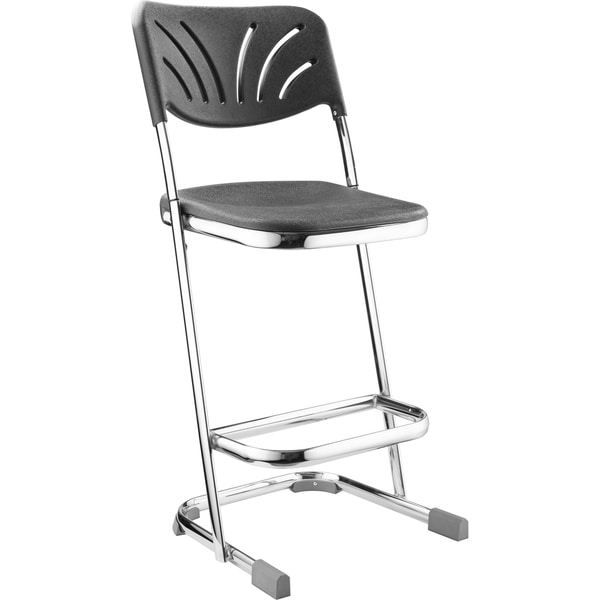 NPS 24-inch Z Stool With Backrest