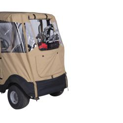 Fairway Club Car Precedent Golf Cart Enclosure - Thumbnail 1