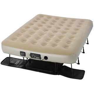 Serta EZ Bed Queen-size Cot Air Bed with Never Flat AC Pump
