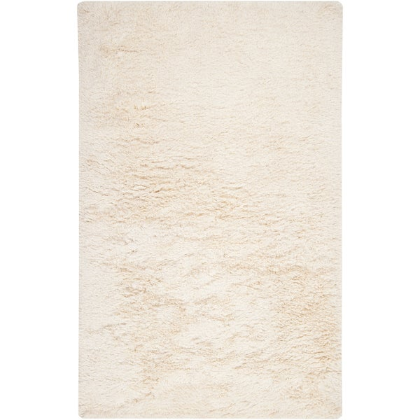 The Curated Nomad Baden Soft Wool Shag Area Rug (8' x 10')