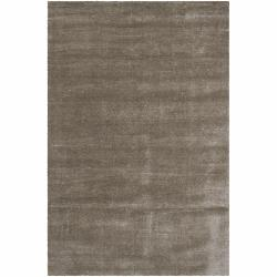 Artist's Loom Hand-woven Shag Rug (9' x 13') - Thumbnail 0