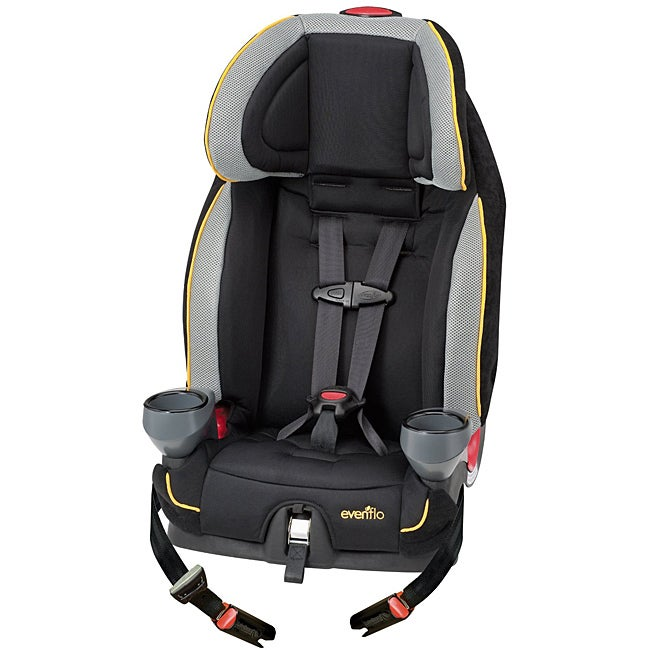 Evenflo Securekid 300 Combination Booster Car Seat in Loy - Thumbnail 0