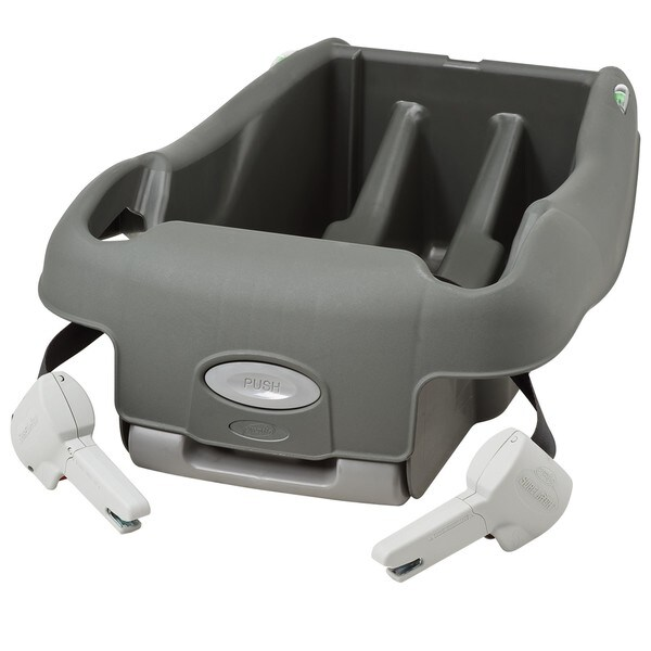 Evenflo SecureRide 35 Infant Car Seat Base in Gunmetal Gray
