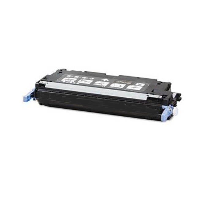 NL-Compatible Color LaserJet Q6470A Compatible Black Toner Cartridge