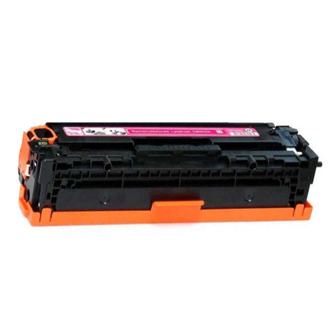 HP Color LaserJet CE323A Compatible Magenta Toner Cartridge - Thumbnail 0