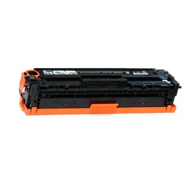HP Color LaserJet CE320A Compatible Black Toner Cartridge - Thumbnail 0