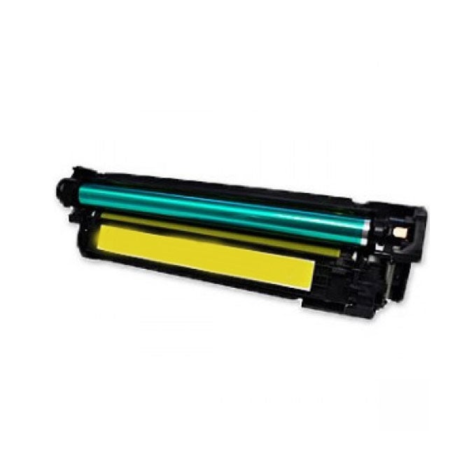 HP Color LaserJet CE252A Compatible Yellow Toner Cartridge