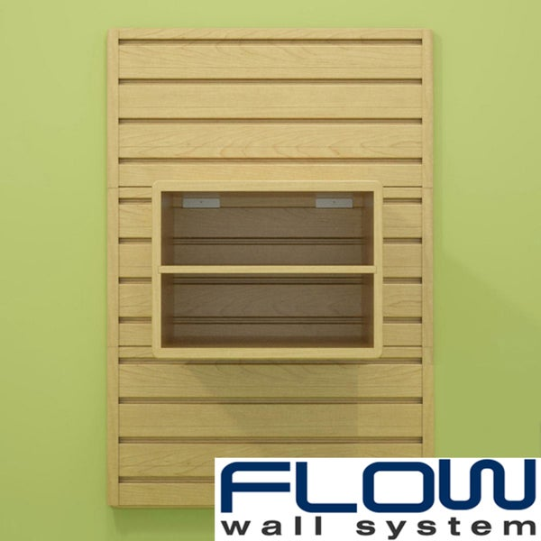 Maple Flow Wall Decor Storage Cube