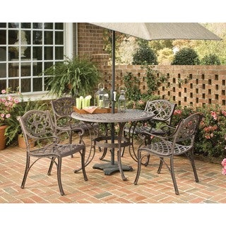 Home Styles Biscayne Bronze 5-piece Dining Set