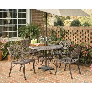 Biscayne Bronze 5-piece Dining Set by Home Styles|https://ak1.ostkcdn.com/images/products/6620925/6620925/Biscayne-Bronze-5-piece-Dining-Set-P14188293.jpg?_ostk_perf_=percv&impolicy=medium