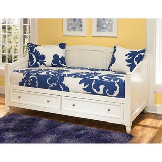 Naples White Daybed by Home Styles