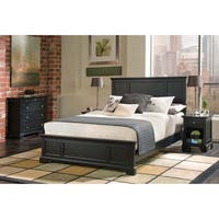 Gracewood Hollow Erdrich Queen Bed Night Stand and Chest Set