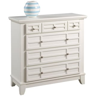Home Styles Arts Crafts White Chest