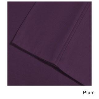 Superior Cotton Blend 1000 Thread Count Deep Pocket Wrinkle-resistant Solid Sheet Set
