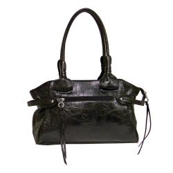 Rina Rich 'Helena' Faux Leather Satchel - Thumbnail 1