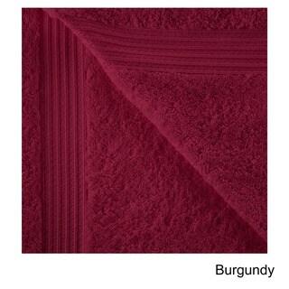 Superior Collection Luxurious 100-percent Premium Long-staple Combed Cotton 3-piece Towel Set