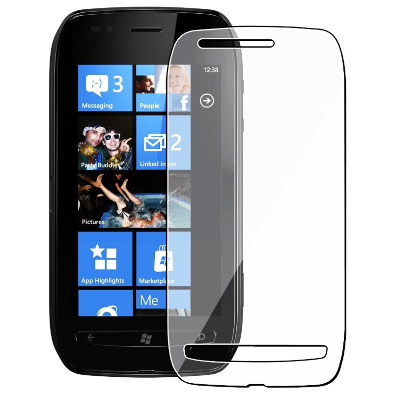 INSTEN Clear Screen Protector for Nokia Lumia 710