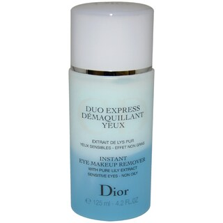 Christian Dior Instant Eye 4.2-ounce Makeup Remover