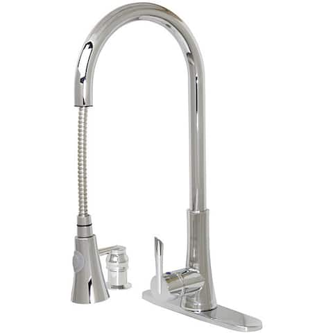 Dyconn Modern Kitchen Pull-Out Faucet