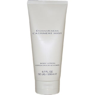 Donna Karan Cashmere Mist Women's 6.7-ounce Body Lotion - WHITE
