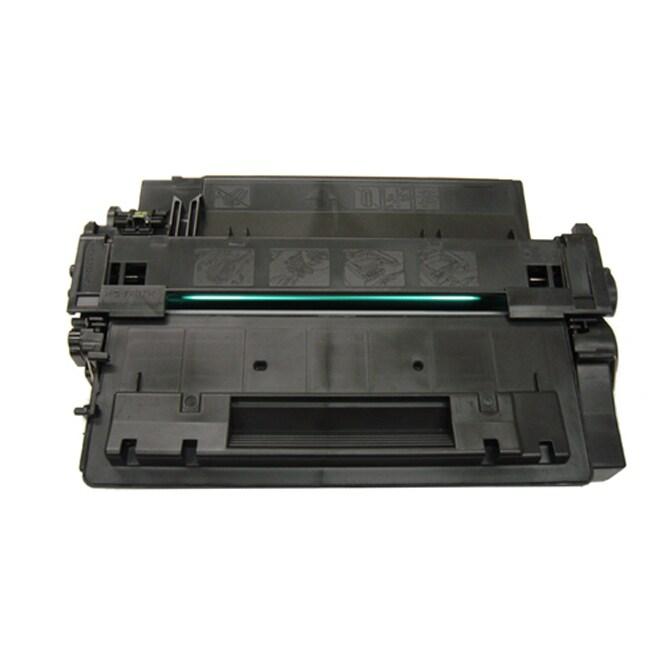 NL-Compatible LaserJet CE255A Compatible Black Toner Cartridge