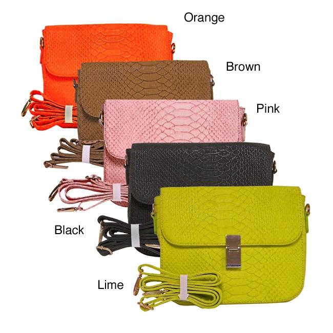 Donna Bella Designs 'Ava' Cross-body Bag