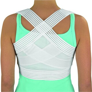 DuroMed Industries Medium-size Reinforced Foam Posture Corrector