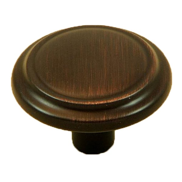 Stone Mill Hardware 'Sidney' Oil-rubbed Bronze Cabinet Knob (Pack of 10)