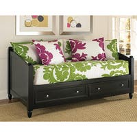 Gracewood Hollow Erdrich Twin Black Day Bed