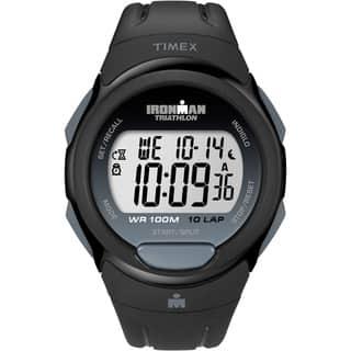 Timex Men's T5K608 Ironman Traditional 10-Lap Black Watch https://ak1.ostkcdn.com/images/products/6621855/P14189013.jpg?impolicy=medium