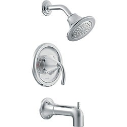 Moen TS2143 ICON Posi-Temp Chrome Tub/Shower Trim