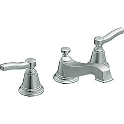 deck widespread bathroom eva mount trim faucet handle faucets moen in tub brushed roman parts kit