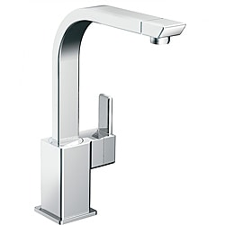 Moen 90-degree High Arc Chrome Kitchen Faucet