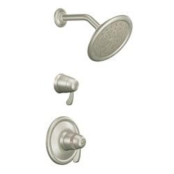 Moen TS3400BN ExactTemp Brushed Nickel Shower Trim