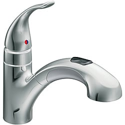 Moen 67315C Integra One-Handle Pullout Kitchen Faucet Chrome