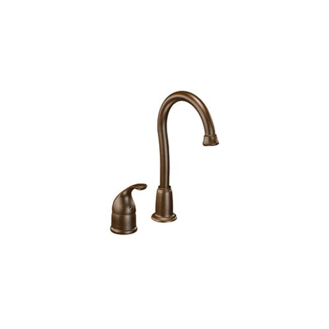 Moen 4905ORB 'Camerist' One-Handle Bronze Bar Faucet