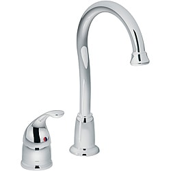 Moen 4905 Camerist One-Handle High Arc Bar Faucet Chrome
