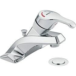 Moen 8432 One-Handle Bathroom Faucet Chrome