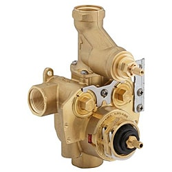 Kohler MasterShower Thermostatic Valve with Integrated Volume Control