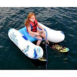 Rave Sports Kids Trainer 116 cm Water Skis - Thumbnail 1