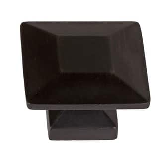 GlideRite 1.375-inch Oil Rubbed Bronze Square Cabinet Knobs (Case of 25) https://ak1.ostkcdn.com/images/products/6622410/P14189494.jpg?impolicy=medium