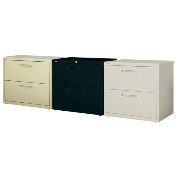 Hirsh HL5000 Series 2-drawer Commercial Lateral File Cabinet