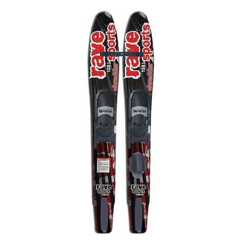 Rave Sports Youth Jr. Shredder Combo 138 cm Water Skis