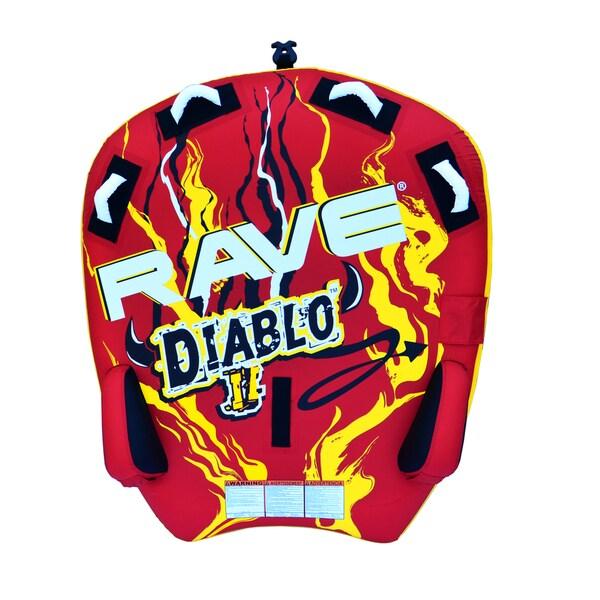 Rave Sports Diablo II 2-person Towable