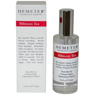 Demeter Hibiscus Tea 4-ounce Cologne Spray