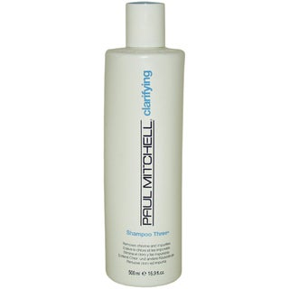 Paul Mitchell Shampoo Three 16.9-ounce Clarifying Shampoo