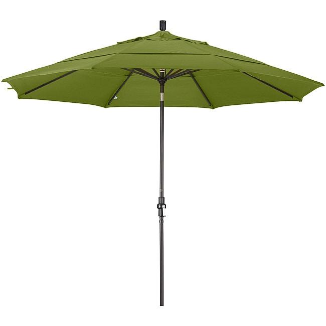 California Umbrella 11 Rd Aluminum Market Umbrella